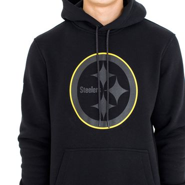 Pittsburgh Steelers Fan Pack Hoodie schwarz 11788948  – Bild 1