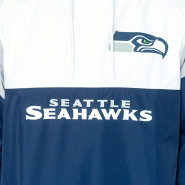 New Era Seattle Seahawks – Windbreaker blau 11841054 – Bild 5