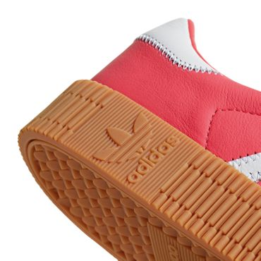adidas Originals Sambarose W Damen shock red DB2696 – Bild 3
