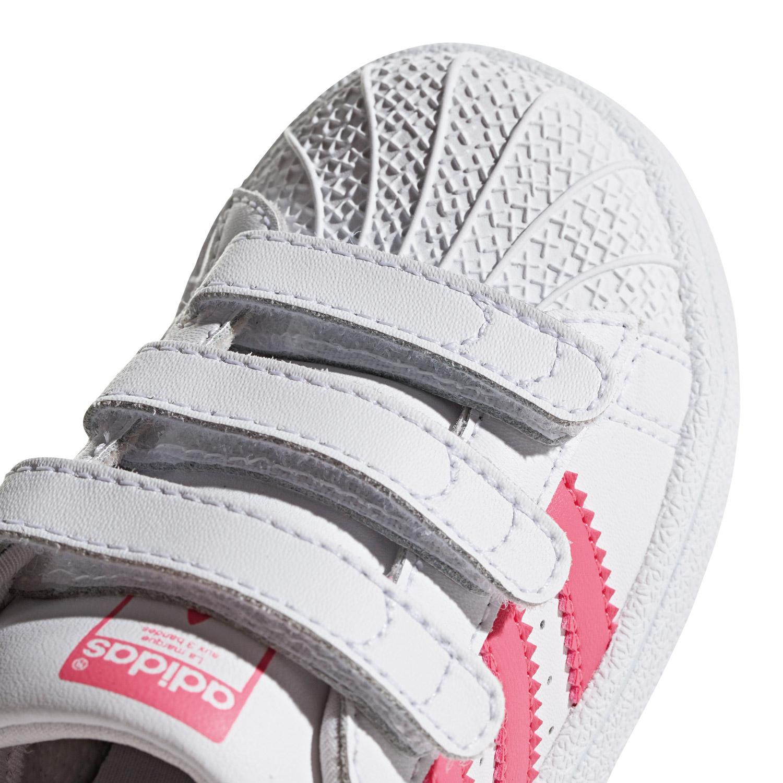 adidas superstar rosa kinder