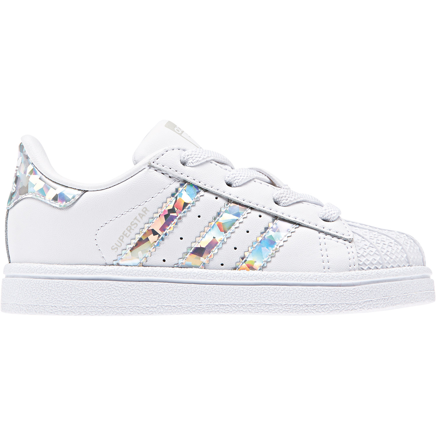 adidas superstar kinder weis
