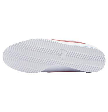 Nike Classic Cortez Leather Herren Sneaker weiß rot 749571 154 – Bild 7