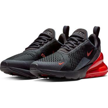 Nike Air Max 270 SE Reflective Herren Sneaker schwarz rot BQ6525 001 – Bild 3