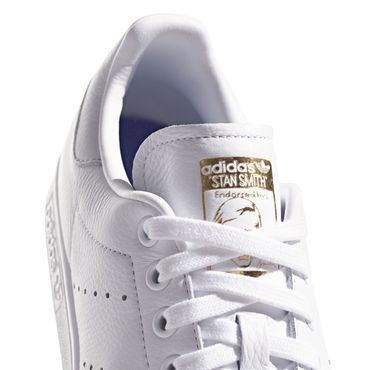 adidas Originals Stan Smith Damen Sneaker white lilac CG6014 – Bild 5