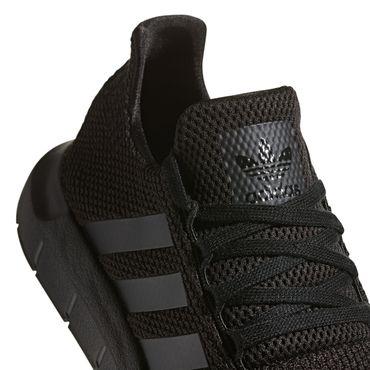 adidas Originals Swift Run Herren Sneaker schwarz AQ0863 – Bild 3