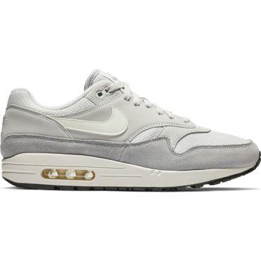 Nike Air Max 1 Herren Sneaker grau weiß AH8145 011 – Bild 1