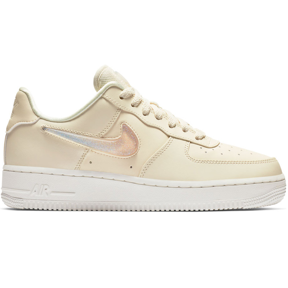 separation shoes 75a9c 8a397 Nike Air Force 1  07 SE PRM Damen Sneaker pale ivory AH6827
