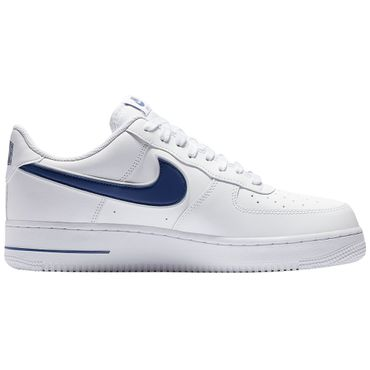 Nike Air Force 1 '07 3 Sneaker weiß blau AO2423 103 – Bild 1