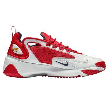 Nike Zoom 2K Herren Sneaker weiß rot AO0269 102 – Bild 1