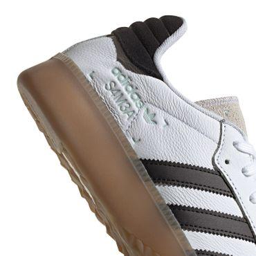 adidas Samba RM Herren Sneaker weiß schwarz BD7537 – Bild 3