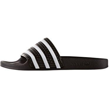 adidas Originals Adilette Slipper schwarz weiß 280647 – Bild 2
