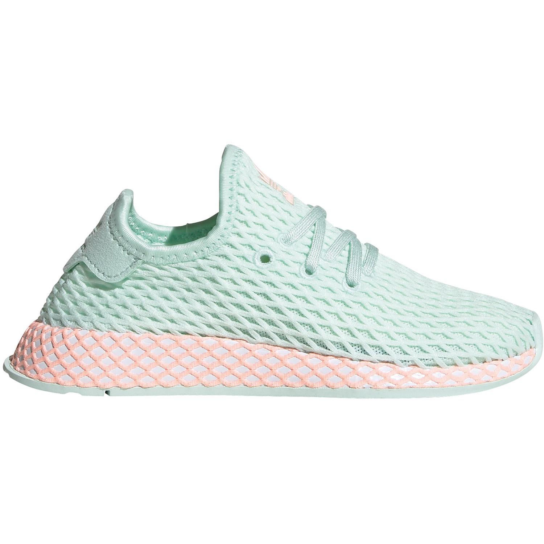 adidas Originals Deerupt Runner C Kinder Sneaker icemint CG6851