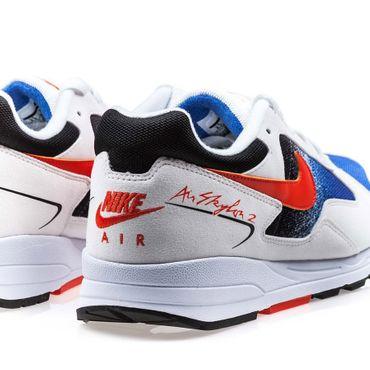 Nike Air Skylon II Sneaker weiß blau rot AO1551 108 – Bild 4