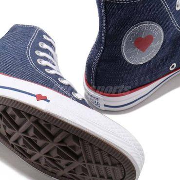 Converse All Star Hi Chuck Taylor Chucks Denim Love 163303C – Bild 4