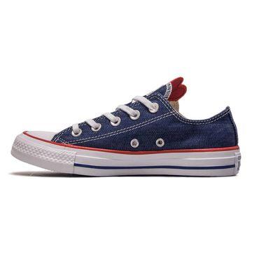 Converse All Star Ox Chuck Taylor Chucks Denim Love 163308C – Bild 2