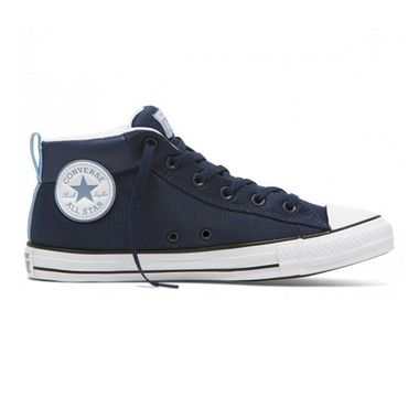 Converse Chuck Taylor All Star Street Boot Mid navy 163403C