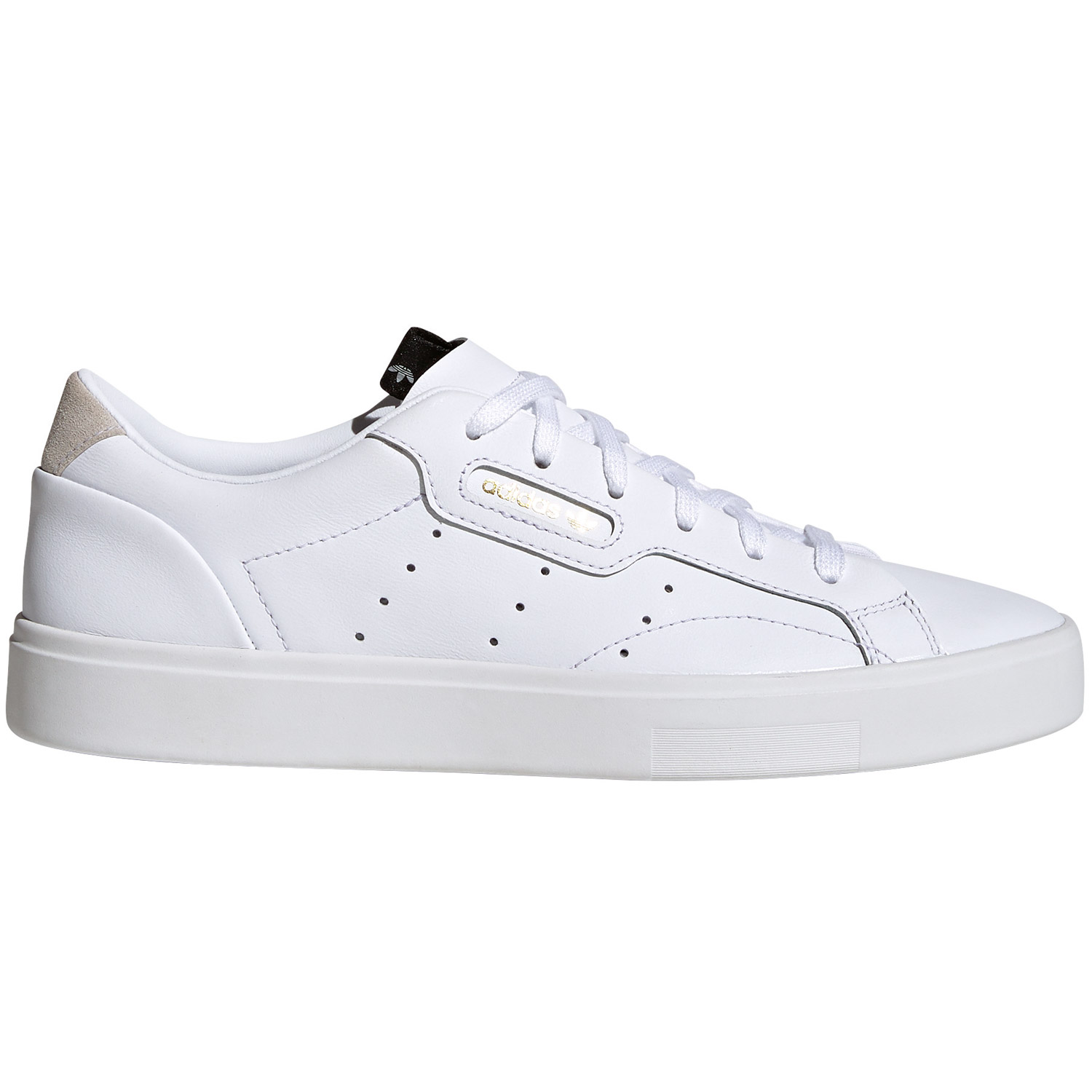 daf723145fa1 adidas Originals Sleek W Damen Sneaker weiß DB3258