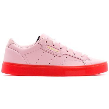 adidas Originals Sleek W Damen Sneaker pink rot BD7475 – Bild 2