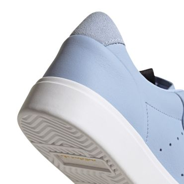 adidas Originals Sleek W Damen Sneaker hellblau DB3259 – Bild 3