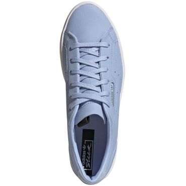 adidas Originals Sleek W Damen Sneaker hellblau DB3259 – Bild 5