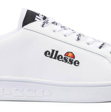 Ellesse Campo EMB LTHR AF Damen Sneaker weiß 6-10172 – Bild 2