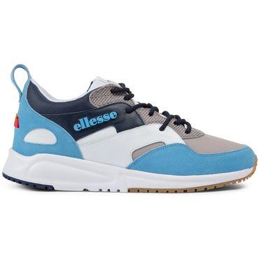 Ellesse Potenza LTHR Herren Sneaker blau weiß grau 6-10240 – Bild 1