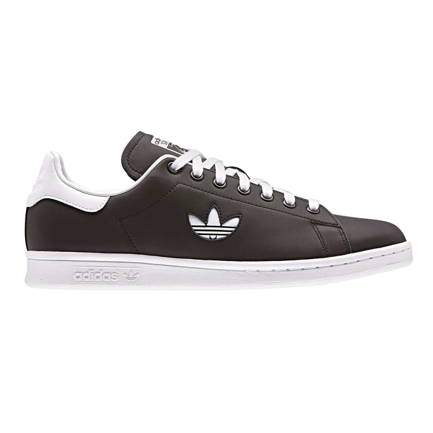 adidas Originals Stan Smith Herren Sneaker schwarz weiß BD7452
