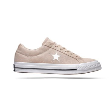 Converse One Star Ox Damen Sneaker particle beige 163316C