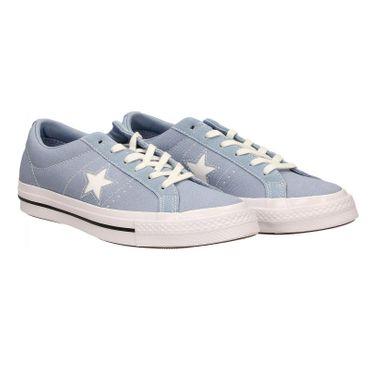 Converse One Star Ox Damen Sneaker indigo fog 163314C – Bild 3