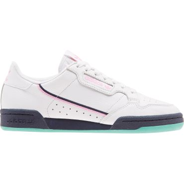 adidas Originals Continental 80 W Sneaker weiß multicolor G27724