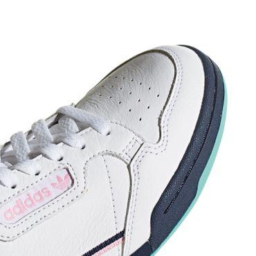 adidas Originals Continental 80 W Sneaker weiß multicolor G27724 – Bild 2