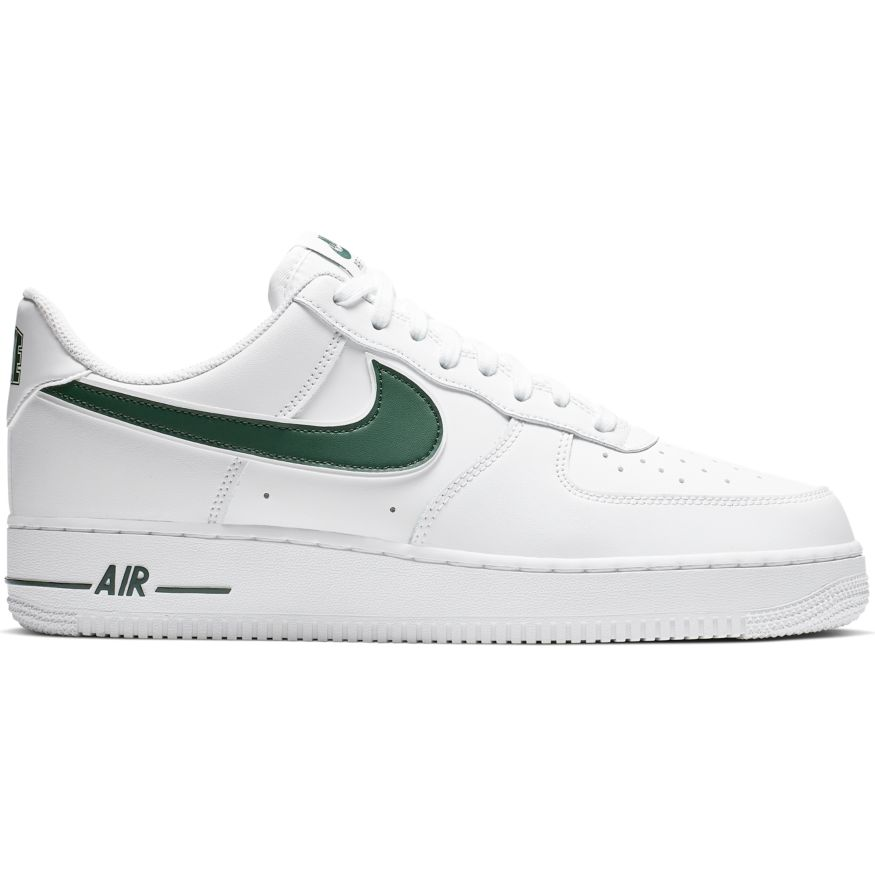 competitive price 8d0b6 80875 Nike Air Force 1  07 3 Sneaker weiß grün AO2423 104