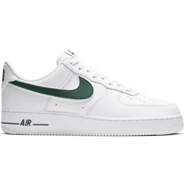 Nike Air Force 1 '07 3 Sneaker weiß grün AO2423 104