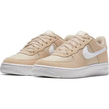 Nike Air Force PE GS Sneaker beige BV0064 200 – Bild 3