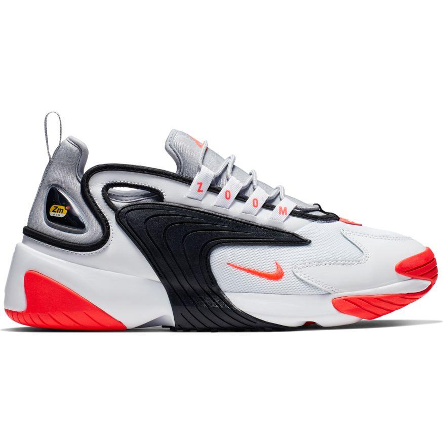 Nike Zoom 2K Herren Sneaker weiß rot AO0269 105