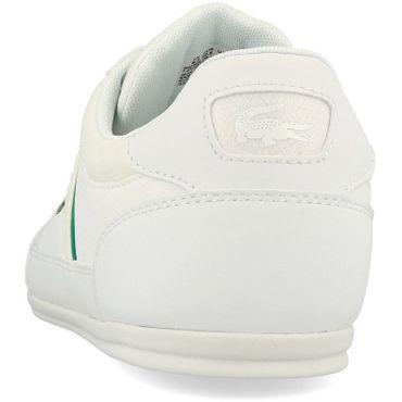 Lacoste Chaymon 219 CMA Herren Sneaker weiß grün 7-37CMA0011082 – Bild 4
