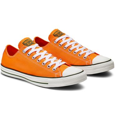 Converse All Star Ox Chuck Taylor Chucks orange 164413C – Bild 3
