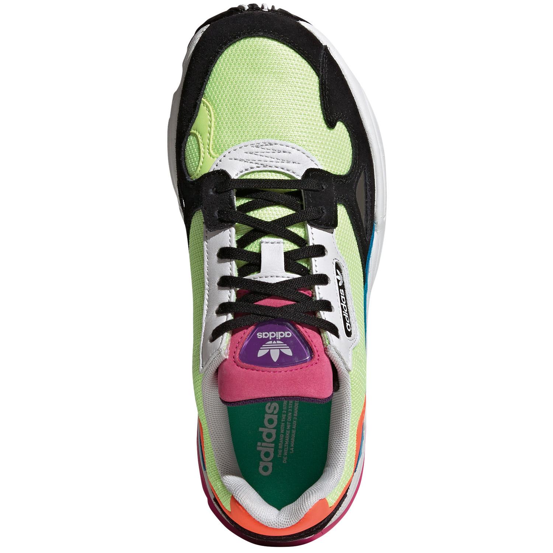 buy online beec0 995cd adidas Originals Falcon W Damen Sneaker multicolor CG6210