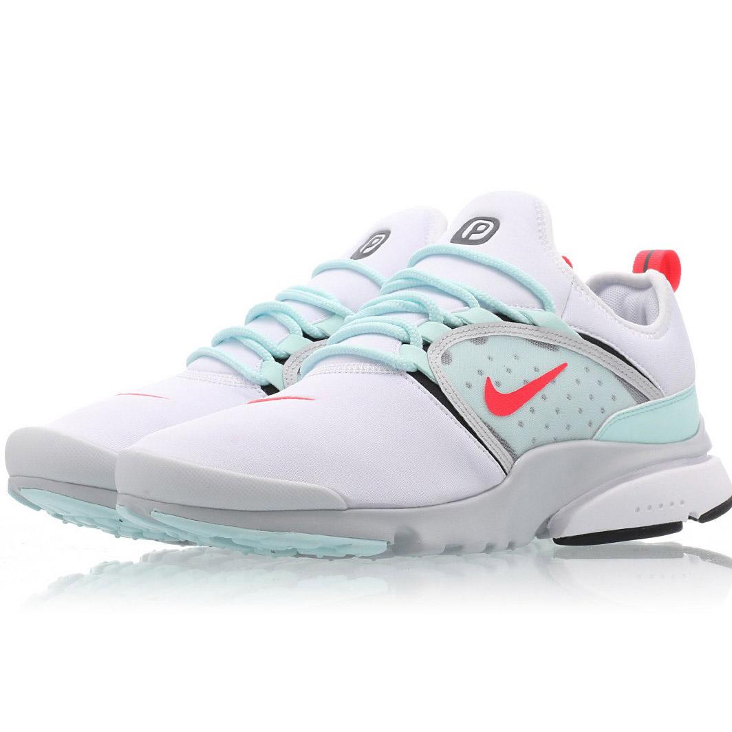 Nike Presto Fly World Herren Sneaker weiß blau AV7763 100