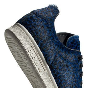 "adidas Originals Stan Smith W ""Out Loud"" Damen Sneaker animal blau schwarz F37018 – Bild 7"