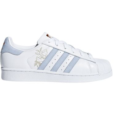 adidas Originals Superstar W Damen Sneaker weiß grau CG5939