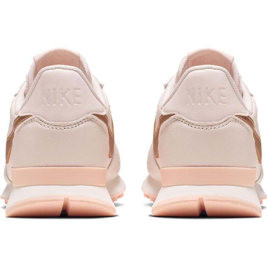 Nike W Internationalist Prm Damen Sneaker Rosa Rosegold