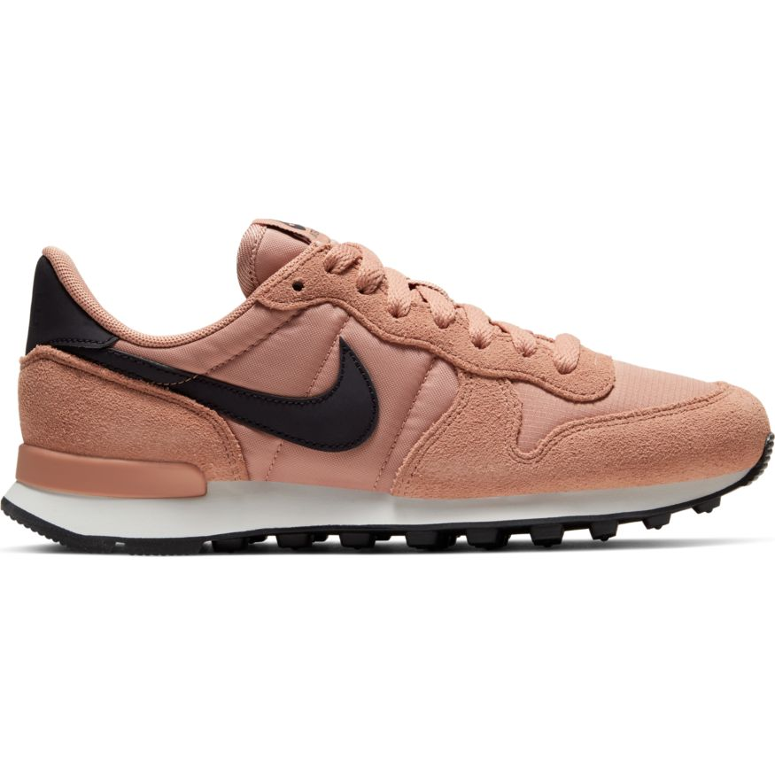 Nike WMNS Internationalist Damen Sneaker rose gold grau 828407 617