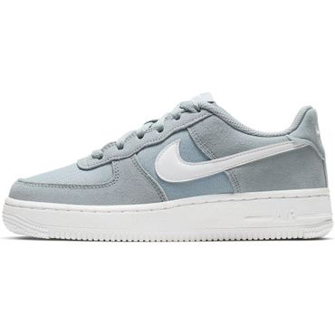 Nike Air Force PE GS Sneaker hellblau BV0064 400 – Bild 2