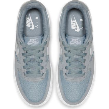 Nike Air Force PE GS Sneaker hellblau BV0064 400 – Bild 4