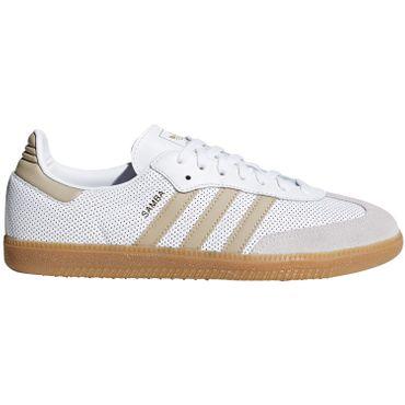 adidas Samba OG Herren Sneaker weiß beige BD7544