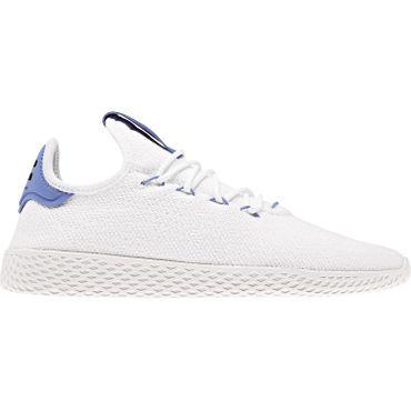 adidas Originals PW Tennis HU Sneaker weiß blau BD7521 – Bild 1