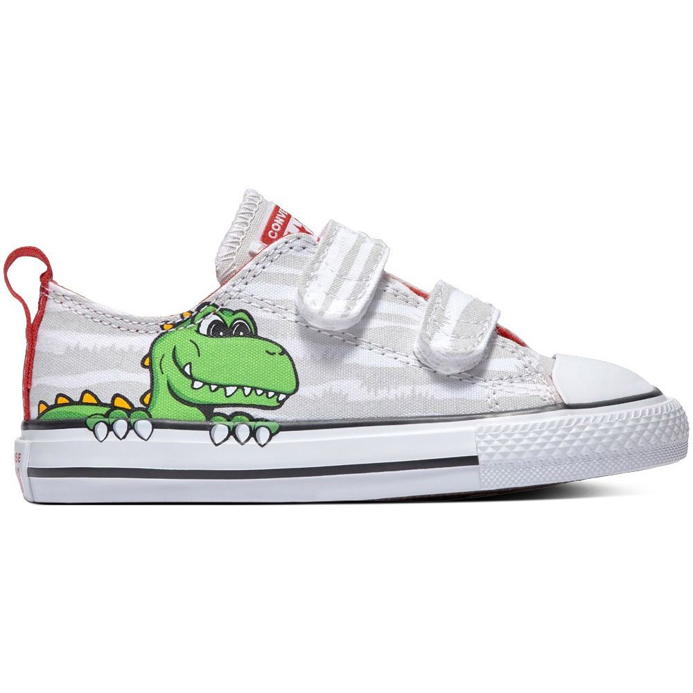 Converse All Star 2V Ox Chuck Taylor Chucks Kinder weiß