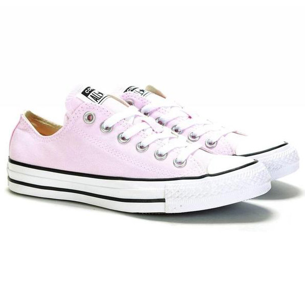 Converse Chuck Taylor All Star Ox in pink 163358C | everysize