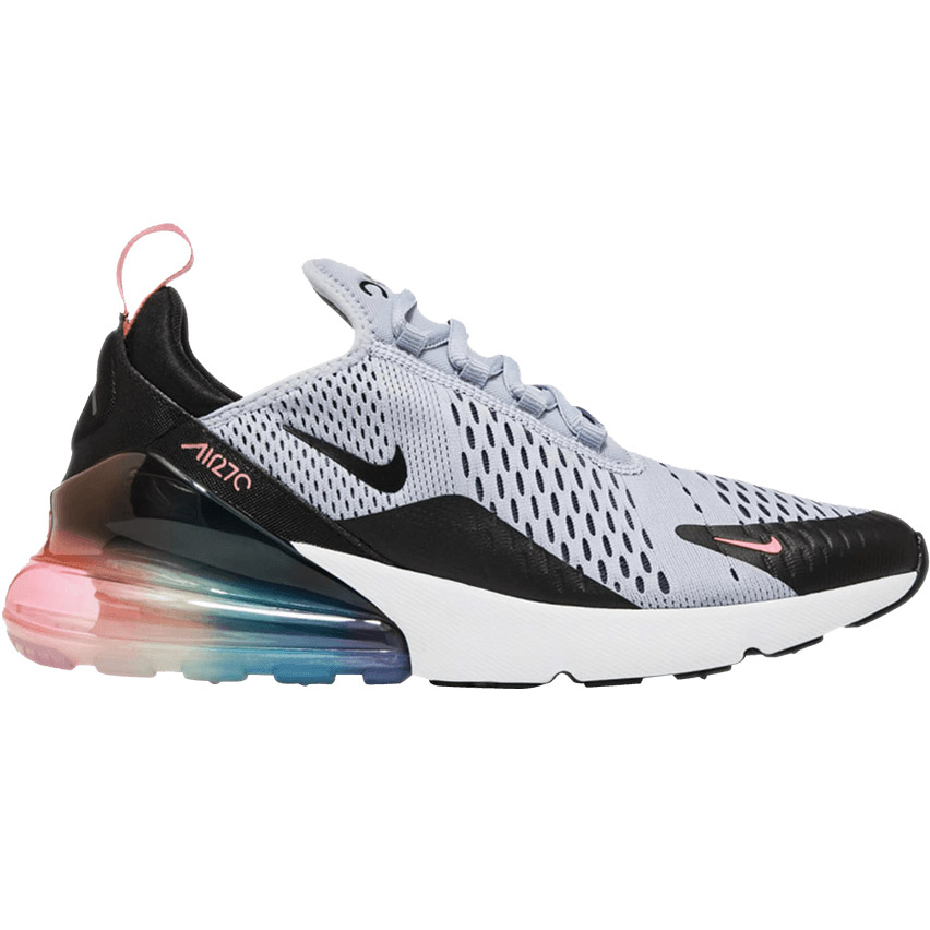 Nike Air Max 270 Herren Sneaker pure platinum chrome CI2671 002